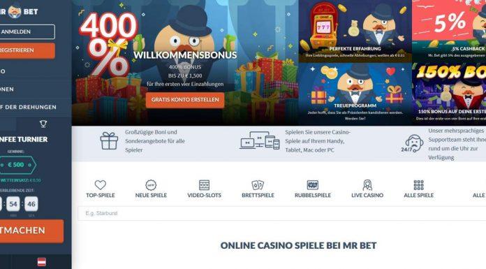 mr bet casino