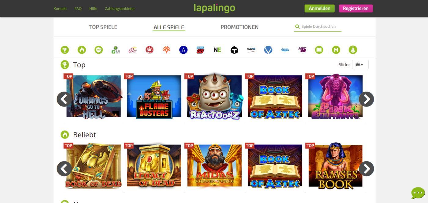 lapalingo online