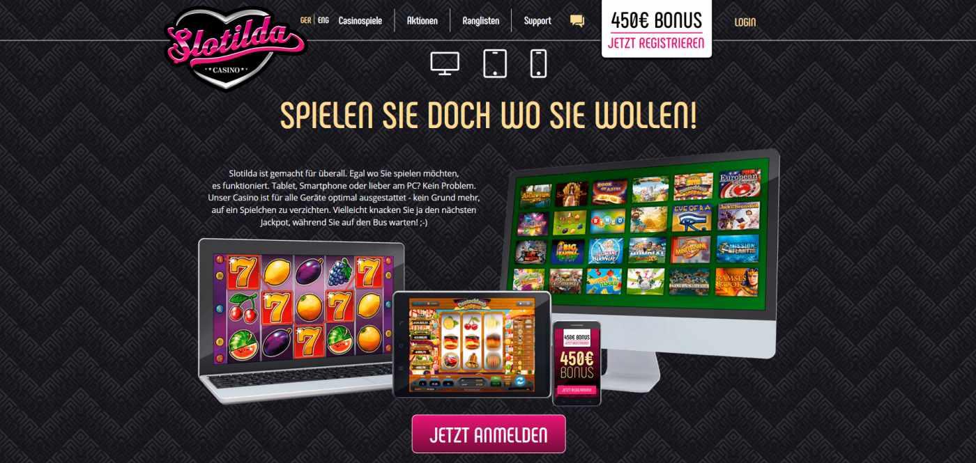 slotilda mobile app